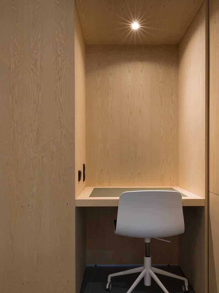 Kevin Veenhuizen Architects / M3 Consultancy / belruimte van duurzame materialen