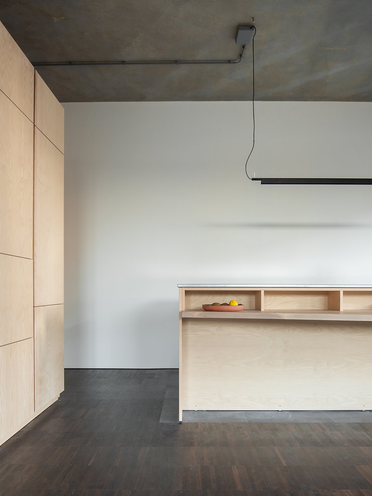 Kevin Veenhuizen architects - His Loft - Top-Up Amsterdam