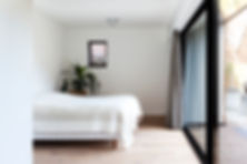 Kevin Veenhuizen Architects / aanbouw mindervalide Westervoort / slaapkamer