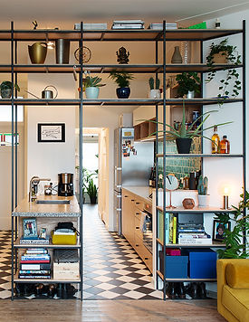 Kevin Veenhuizen Architects / appartement verbouwing Amsterdam
