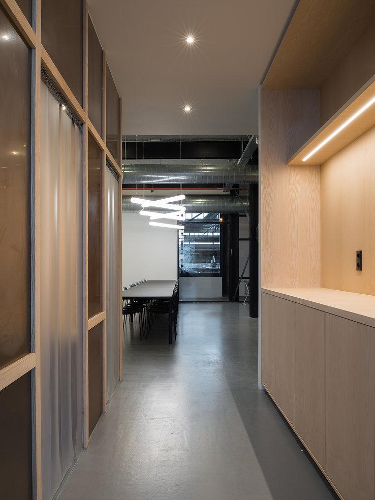Kevin Veenhuizen Architects / M3 Consultancy / meubilair op maat