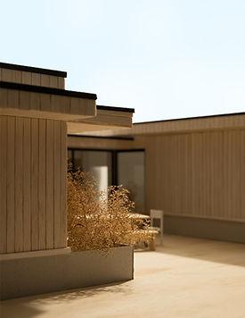 Kevin Veenhuizen Architects / Patiowoning Netersel zelfbouw