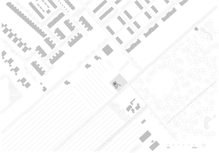 Kevin Veenhuizen Architects / villa Driebergen / kavel
