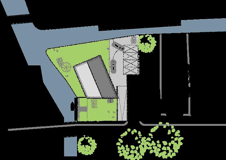 Kevin Veenhuizen Architects / vrijstaande woning Avenhorn / kavel aan het water