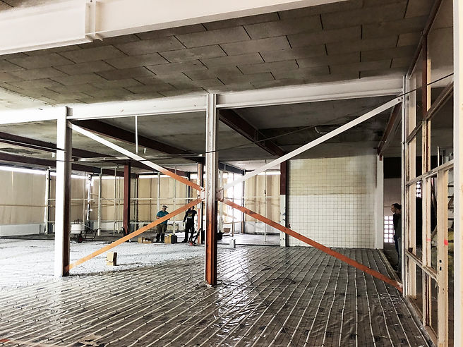 Kevin Veenhuizen Architects / M3 Consultancy / casco