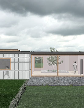 Kevin Veenhuizen Architects / Villa Driebergen zelfbouw
