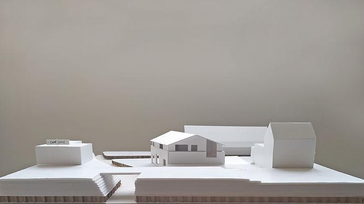 Kevin Veenhuizen Architects / vrijstaande woning Avenhorn / pakhuis