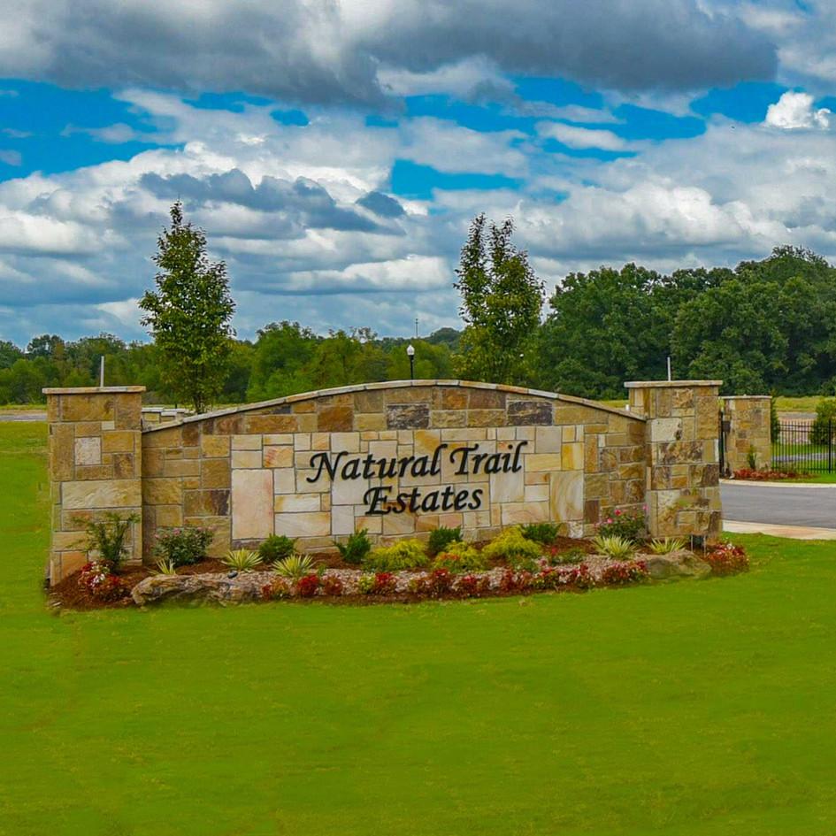 Natural Trail Estates, Maumelle, AR