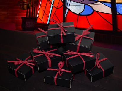 Coming Soon: The Dark Gift Box