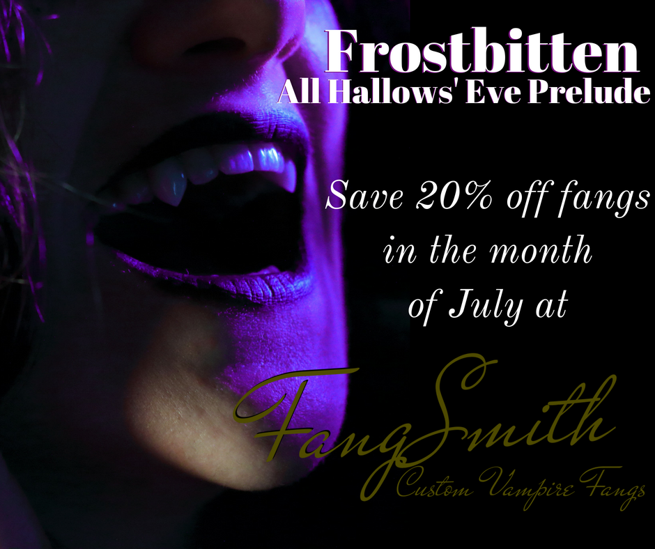 FangSmith hosts a 20% off sale in July 2018