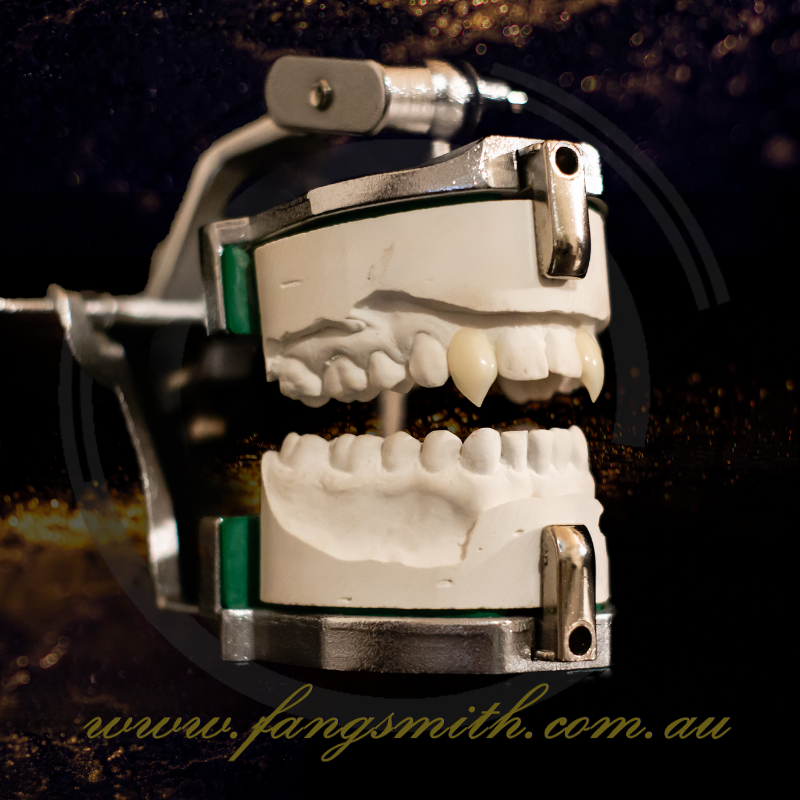 Fangs by fangsmith with our web address