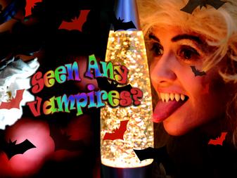 'Seen Any Vampires?': Bambi's Nosferatu Teeth
