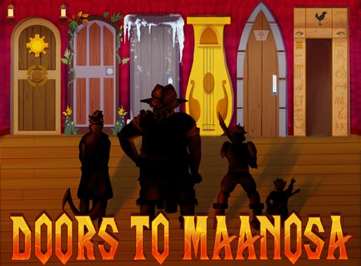 Doors to Maanosa | A D&D Campaign Teaser