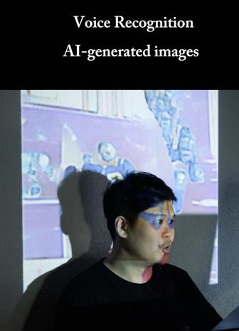 Image_A converssation with AI painter_Ch