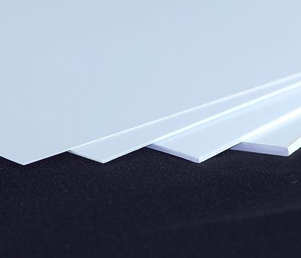 Lámina Estireno Blanco (Calibre 15 y 20)
