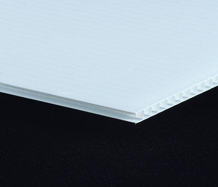 Coroplast blanco (4mm)