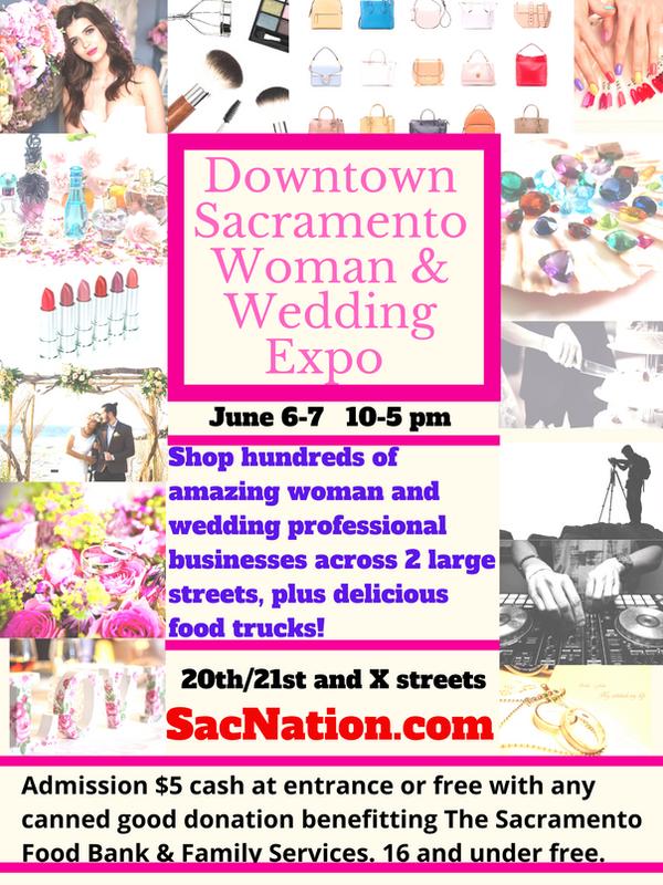 Downtown Sacramento Woman & Wedding Expo