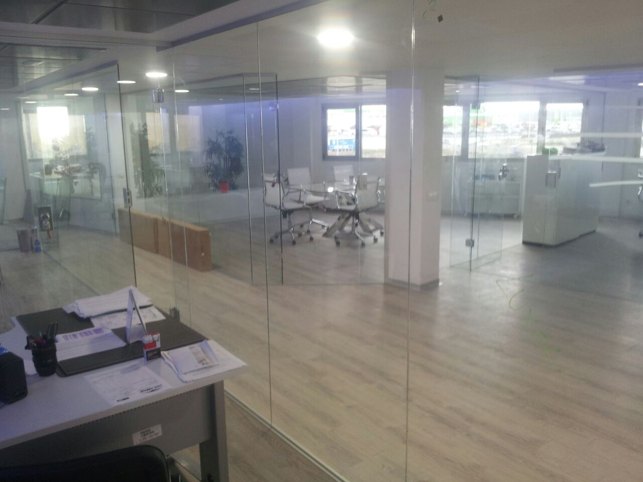 División Oficinas