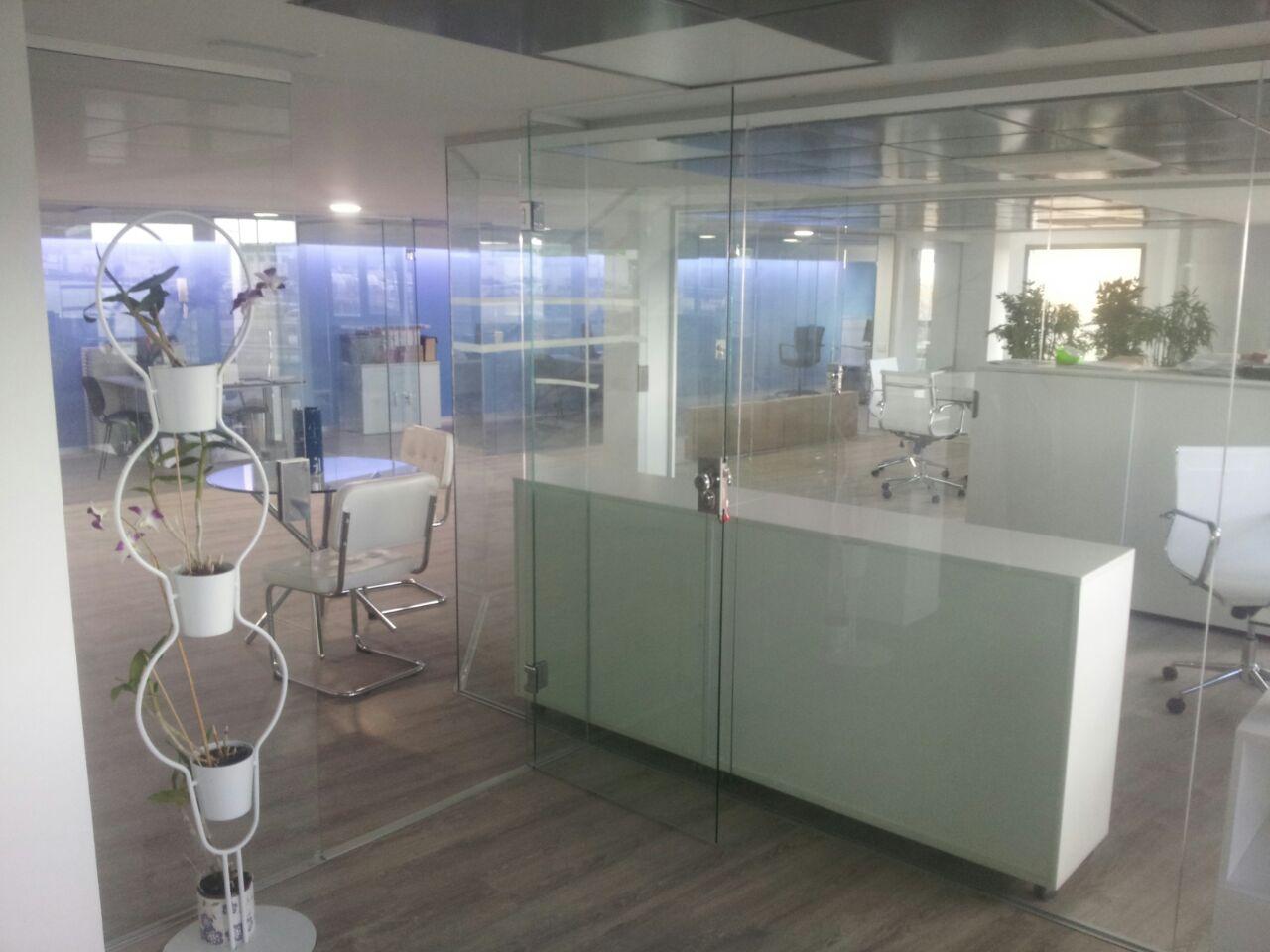 cerramientos de oficinas