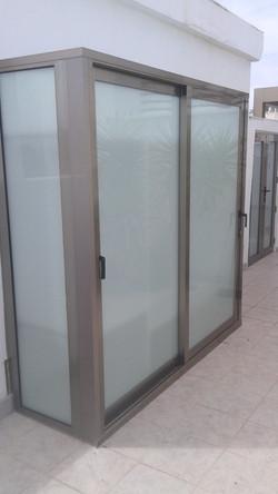 puerta pvc