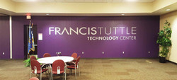 Francis Tuttle Wall Wrap