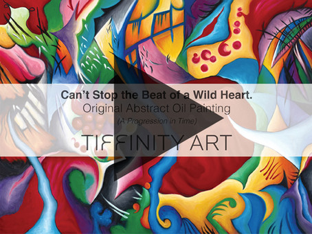"""Can't Stop the Beat of a Wild Heart"": Creation Slideshow"