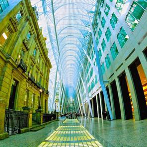 TD Canada Trust, Designed by Santiago Calatrava