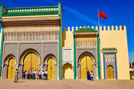 Royal Palace in Fes