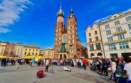 The Main Market Square - Rynek