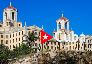 Hotel National Havana, Cuba