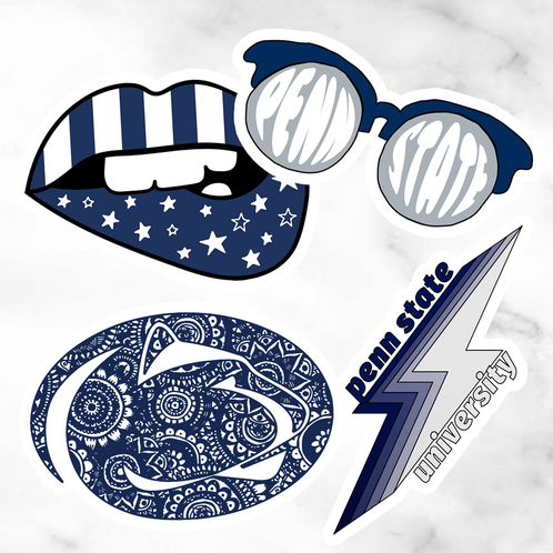 Penn State Sticker Pack