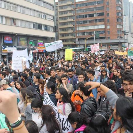 El regreso de la MANE y el movimiento estudiantil: retos y perspectivas