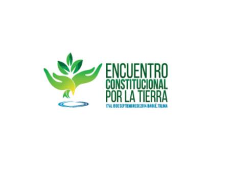 Encuentro Constitucional por la tierra. Una reflexión para la educación para la cultura de paz