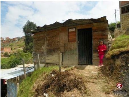 Barrio El Progreso, Altos de Cazucá: al borde del abismo