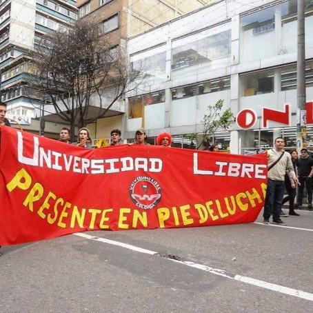 El renacer del Movimiento Estudiantil Unilibrista
