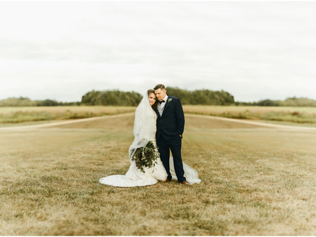 Ashley & Michael - A Belmont Farm Wedding