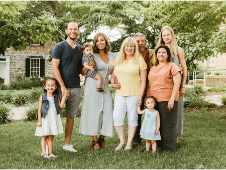 The Litz Family - A Leonardtown Family Session
