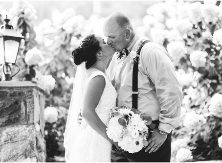 Steve & Delia - A Bluemont Vineyard Wedding