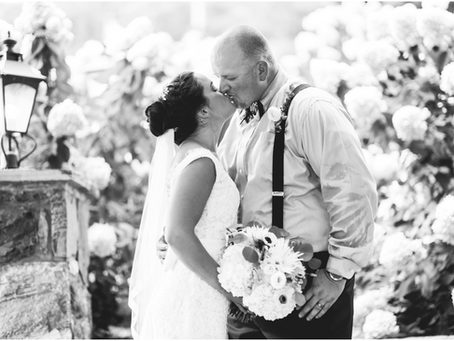 Steve & Delia - A Bluemont Vineyard Wedding