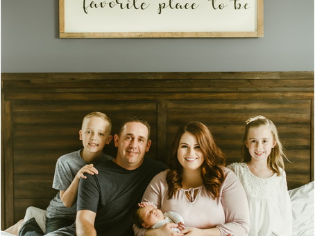 The Hall Family - A Southern Maryland Family Session