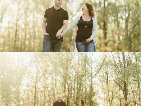 Alicen & Roger - A Smallwood Maternity Session