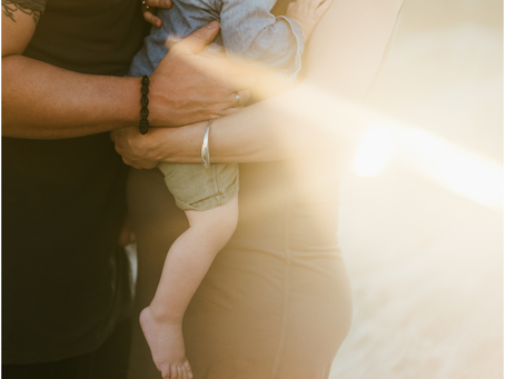 The Schröter Family - A Camps Bay Family Session - Cape Town, South Africa
