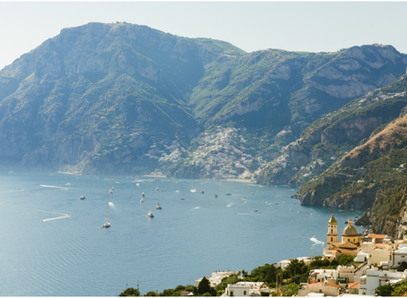 Praiano, Italy - The Amalfi Coast