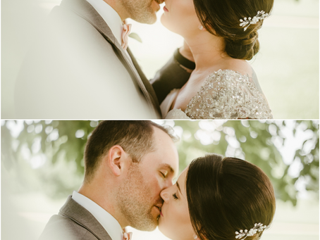 Emily & Nick - A Jefferson Patterson Park Wedding