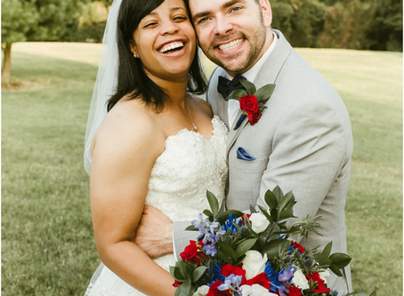 Monique & Chris - A Wicomico Shores Wedding