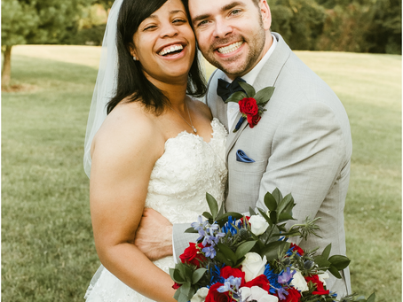 Monique & Chris - A Wicomico Shores Wedding