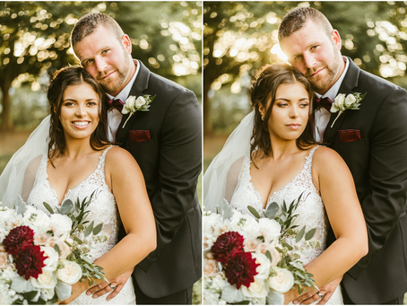 Raquel & Tyler - A Rockville Manor Wedding