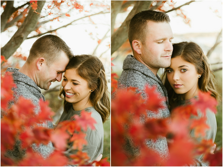 Raquel & Tyler - A St. Inigoes Engagement Session