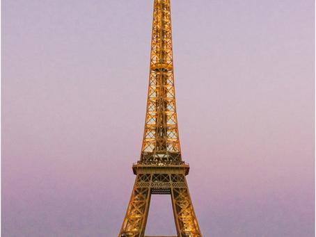 Paris, France - The Home of Cafés, Pastries, & Architecture