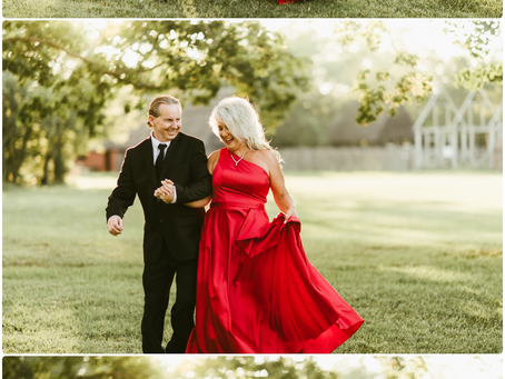 Belinda & Tom  - A Southern Maryland Session